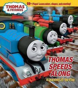 Thomas & Friends: Thomas Speeds Along By Thomas &. Friends -Hcover