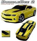 Camaro Transformers Stripes