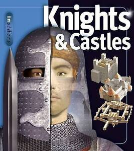 """VERY GOOD"" Knights and Castles (Insiders Series), Dixon, Philip, Book"
