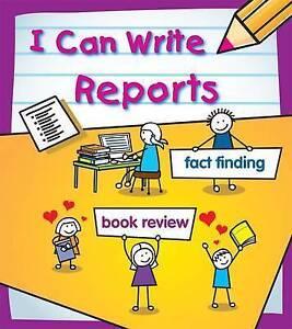 Reports (I Can Write),Ganeri, Anita,New Book mon0000056745