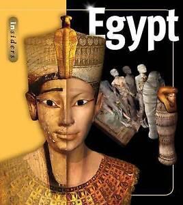 INSIDERS: Egypt (Ancient Egypt Revealed), Joyce Tyldesley, Very Good Book