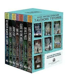 Seven (the Series) Boxed Set By Orca Book Publishers -Paperback