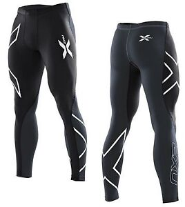 Men's Compression Tights Pants Gym Clothing Trousers Mens Jogger