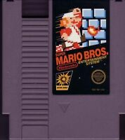 Super Mario Bros for NES