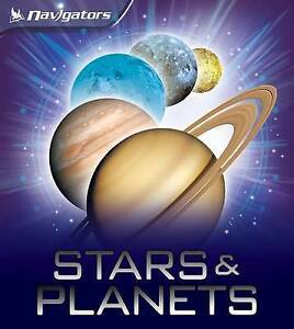 Goldsmith  Mike-Navigators: Stars And Planets  BOOK NEW