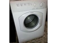 Superb Hotpoint Sensor Dryer TVM 562 £70 REDUCED PRICE!