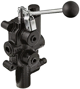 New Prince log/wood splitter valve