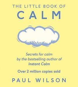 THE LITTLE BOOK OF CALM  BOOK NEW