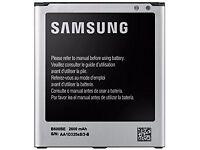 Samsung galaxy s4 batteries