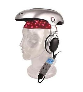 NEW  iGrow Hands Free Laser LED Hair Regrowth System Recertified