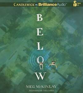 Below By McKinlay, Meg
