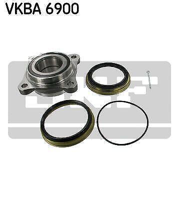 1X RADLAGER SATZ RADLAGERSATZ SKF VKBA 6900 comprar usado  Enviando para Brazil
