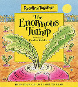 Good, The Enormous Turnip (Reading Together), Tolstoy, Alexei, Book