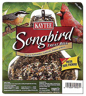 13-oz. Song Bird Bell