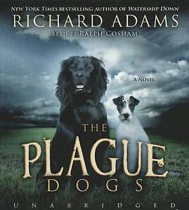 NEW The Plague Dogs: A Novel by Richard Adams