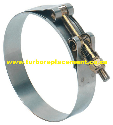 T-Bolt Clamp 100mm (031-701 1573) Turbo Replacement