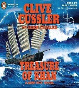 #TelusHelpMeSell - Treasure of Khan, (Dirk Pitt Adventure) Kitchener / Waterloo Kitchener Area image 1