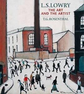 LS LOWRY, Good, T.G. Rosenthal, Book