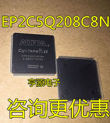 1x New Altera Ep2c5q208c8n Qfp-208 Section I Cyclone Ii Device Family Data Sheet
