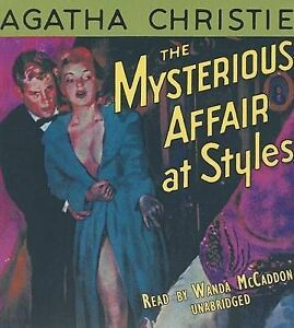 NEW The Mysterious Affair at Styles (Hercule Poirot Mysteries (Audio))
