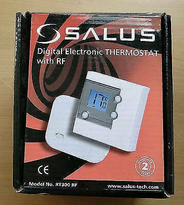 SALUS RT300RF Digital Electronic Thermostat with RF
