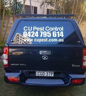 C U Pest Control from $70 One year warranty