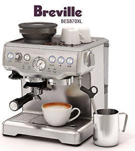 WANTED: broken Breville espresso machines and grinders
