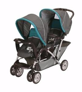 Used Like New, Graco DuoGlider Classic Connect Stroller, Dragonfly (Pick Up Only) - PU7