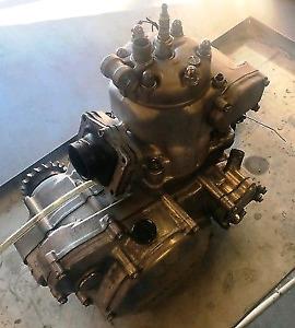 1998 Honda cr 250r complete engine