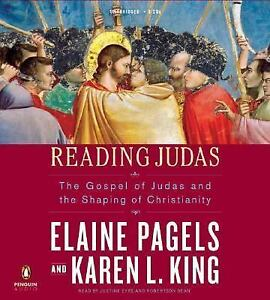 Unknown Artist Reading Judas: The Gospel of Judas and t CD ***NEW***