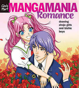 Manga Mania Romance Drawing Shoujo Girls and Bishie Boys by Hart Chris  Author - <span itemprop='availableAtOrFrom'>Hereford, United Kingdom</span> - Returns accepted Most purchases from business sellers are protected by the Consumer Contract Regulations 2013 which give you the right to cancel the purchase within 14 days after the day - Hereford, United Kingdom