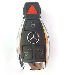 Mercedes Benz 2012 S550 Keyless Entry Remote Smart Key Fob Oem W Uncut Blade