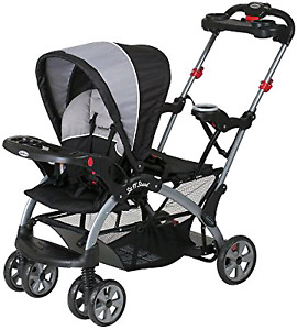 Baby Trend Sit & Stand Double Stroller