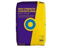 High Strength Ready-mix Concrete for sale