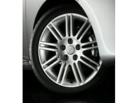 Toyota yaris Motorsport alloys