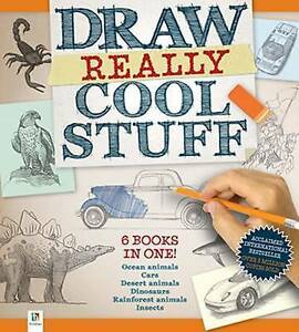 Draw-Really-Cool-Stuff-by-Hinkler-Books-Hardback-2014