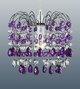 Crystal Light Shade
