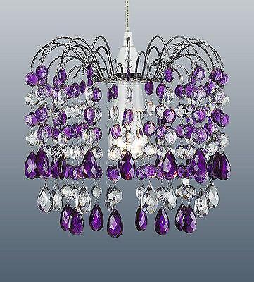 Crystal light shade ebay aloadofball Images