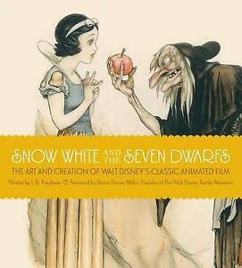 Snow-White-and-the-Seven-Dwarfs-The-Art-and-Creation-of-Walt-Disney-039-s-Classic-A