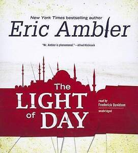 NEW The Light of Day by Eric Ambler