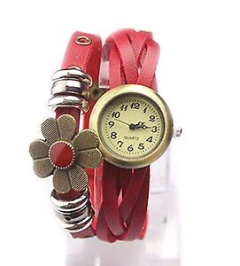 Ladies leather watch bracelet  $9 each