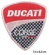 Ducati Aufnäher