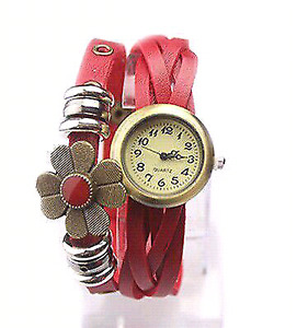 Leather bracelet Watch $7 each