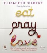 Eat Pray Love Audio Book