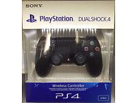 Sealed, New Playstation 4 Dualshock 4 v2 controller