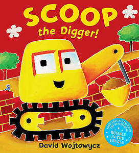 Scoop The Digger!, Wojtowycz, David, Very Good Book