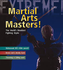 Martin Dougherty-Martial Arts Masters  Paperback BOOK NEW