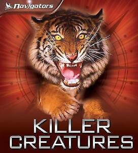 Navigators: Killer Creatures, Llewellyn, Claire, New Book