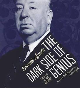 NEW The Dark Side of Genius: The Life of Alfred Hitchcock by Donald Spoto