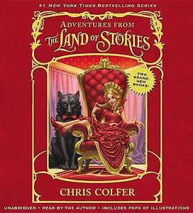 Adventures Land Stories Boxed Set Mother Goose D By Colfer Chris